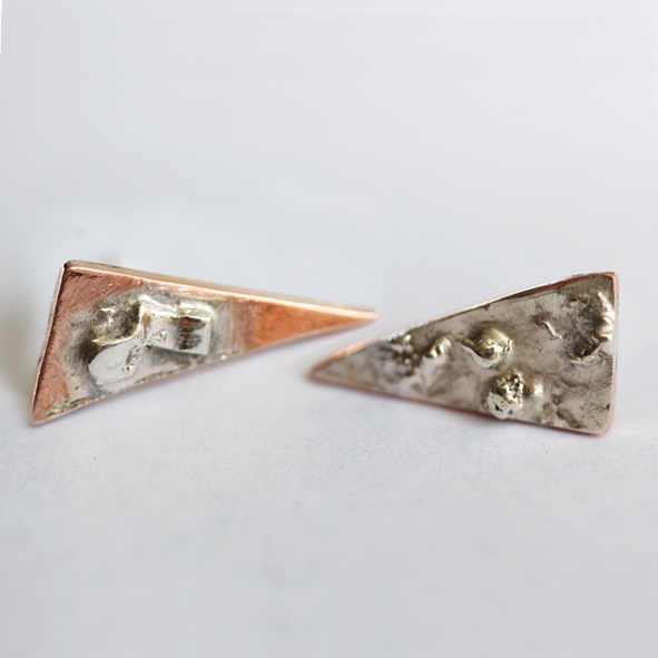 copper and silver